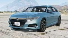 Honda Accord Sport 2.0T (CV2) 2018〡add-on для GTA 5