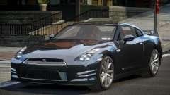Nissan GT-R U-Style для GTA 4