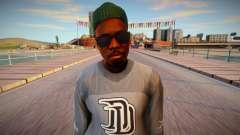 Gangstar (GTA V) v1 для GTA San Andreas