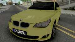BMW E60 Pre LCI M Sport 2008 для GTA San Andreas