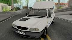 Dacia 1307 Papuc Romtelecom для GTA San Andreas