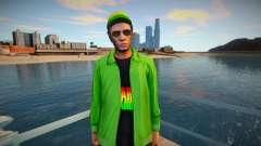 Guy 5 from GTA Online для GTA San Andreas