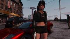 Eliza Goth Girl для GTA 4