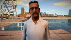 Скин колумбийца для GTA San Andreas