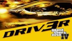 DRIV3R Loading Music для GTA 4