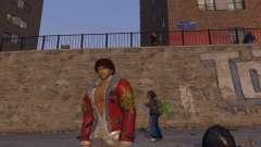 Miguel Caballero Rojo Custom для GTA 4