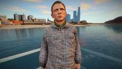 Джеймс Бонд в рубашке для GTA San Andreas