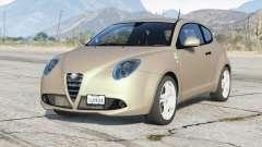 Alfa Romeo MiTo Quadrifoglio Verde (955) 2014〡add-on ν2.2 для GTA 5