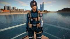 Winter Soldier для GTA San Andreas
