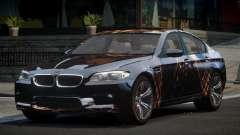 BMW M5 F10 US L6 для GTA 4