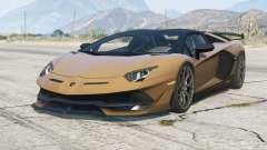 Lamborghini Aventador SVJ Roadster 2019〡add-on v1.01 для GTA 5