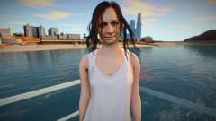 Mia Winters from Resident Evil 7 для GTA San Andreas