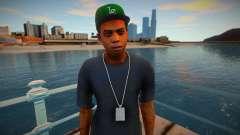 Lamar (GTA V) для GTA San Andreas