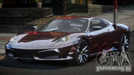 Ferrari F430 US S5 для GTA 4