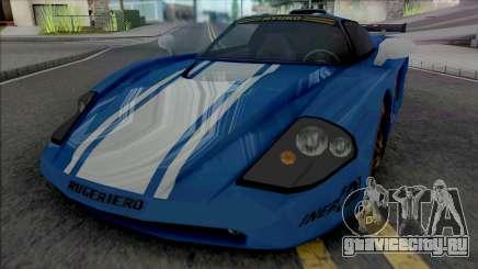 Super Prototype для GTA San Andreas