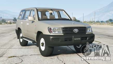 Toyota Land Cruiser GX (J100) 2006〡rims3 для GTA 5