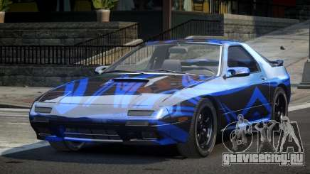 Mazda RX7 Abstraction S5 для GTA 4