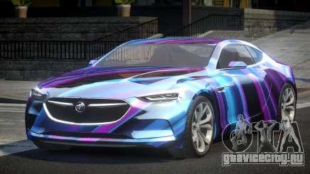 Buick Avista PSI-S S8 для GTA 4