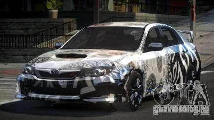 Subaru Impreza US S9 для GTA 4