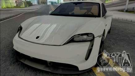 Porsche Taycan Turbo S 2020 для GTA San Andreas