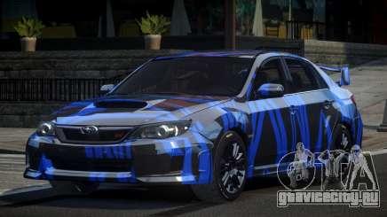 Subaru Impreza US S6 для GTA 4