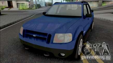 Ford Explorer Sport Trac 2002 для GTA San Andreas