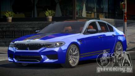BMW M5 Competition xDrive AT S5 для GTA 4