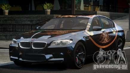 BMW M5 F10 US L2 для GTA 4
