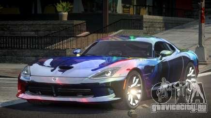 Dodge Viper BS-R S7 для GTA 4