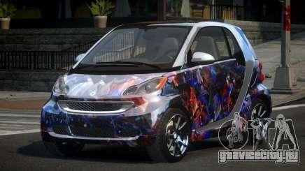 Smart ForTwo GS-U S2 для GTA 4