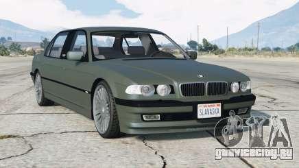 Alpina B12 6.0 Lang (E38) 2001〡add-on для GTA 5