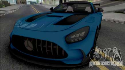Mercedes-AMG GT Black Series 2020 для GTA San Andreas