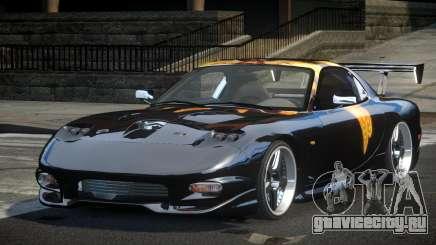 Mazda RX-7 U-Style S5 для GTA 4