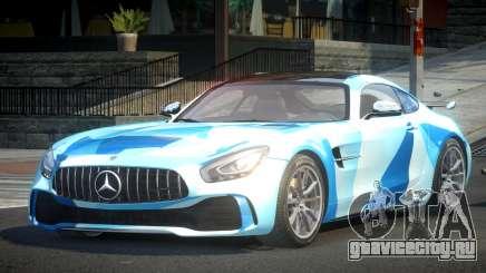 Mercedes-Benz AMG GT Qz S7 для GTA 4