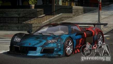 Gumpert Apollo BS-S S3 для GTA 4