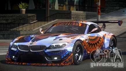 BMW Z4 GT3 US S8 для GTA 4