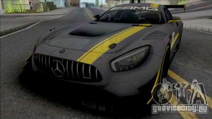 Mercedes-AMG GT3 [HQ] для GTA San Andreas