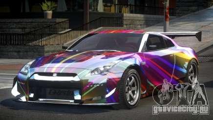Nissan GS GT-R S1 для GTA 4