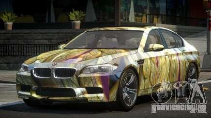 BMW M5 F10 US L4 для GTA 4