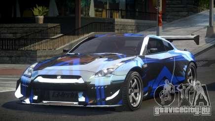 Nissan GS GT-R S3 для GTA 4
