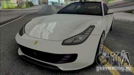 Ferrari GTC4Lusso (SA Plate) для GTA San Andreas