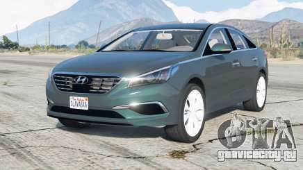 Hyundai Sonata (LF) 2015 для GTA 5