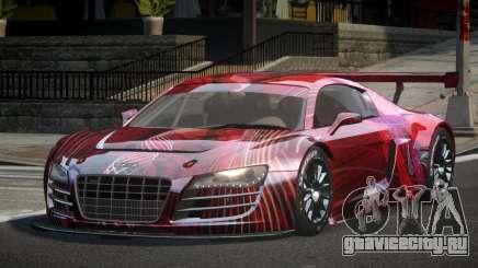 Audi R8 US S6 для GTA 4