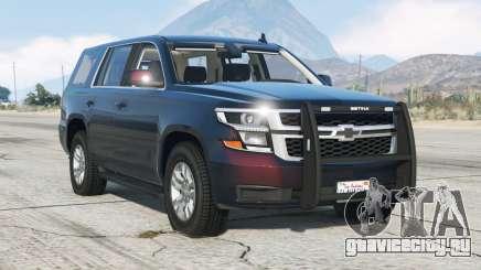 Chevrolet Tahoe 2020〡Unmarked [ELS]〡add-on для GTA 5