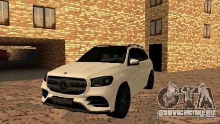 Mercedes-Benz GLS 450 2021 для GTA San Andreas