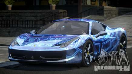 Ferrari 458 U-Style S9 для GTA 4