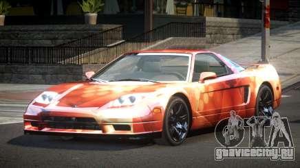 Acura NSX GST-U S10 для GTA 4