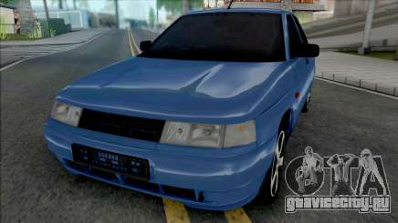 Lada 110 Tuning для GTA San Andreas