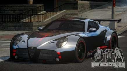 Alfa Romeo 8C Competizione GS-R S1 для GTA 4