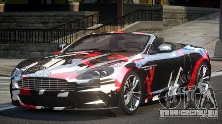 Aston Martin DBS U-Style S6 для GTA 4